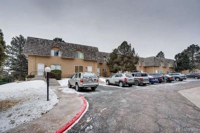 Denver Condo/Townhouse Active: 7406 East Princeton Avenue