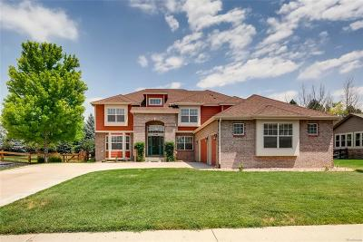 Castle Rock Single Family Home Active: 3348 Soaring Eagle Lane
