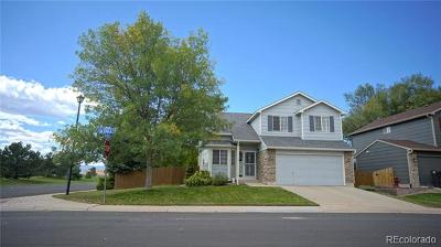 Broomfield Single Family Home Active: 12521 Dale Court