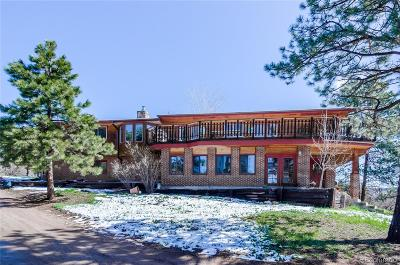 Golden, Lakewood, Arvada, Evergreen, Morrison Single Family Home Under Contract: 20086 Flint Lane
