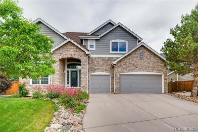 Highlands Ranch Single Family Home Active: 2856 Clairton Drive