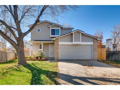 Arvada Single Family Home Active: 6311 Xavier Street