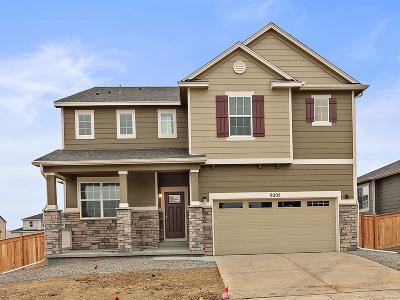 Commerce City Single Family Home Active: 9205 Quintero Street