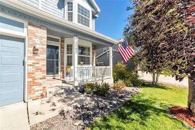 Castle Rock CO Single Family Home Active: $439,000