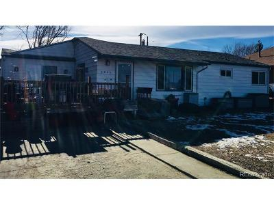 Wheat Ridge Single Family Home Active: 8520 West 32nd Place