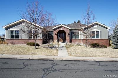 Denver, Lakewood, Centennial, Wheat Ridge Single Family Home Active: 5999 South Clayton Street