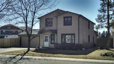 Larimer County Single Family Home Active: 1625 Enfield Street