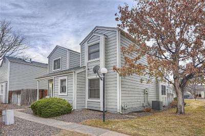 Aurora, Denver Single Family Home Active: 11628 East Cornell Circle