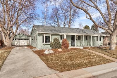 Englewood Single Family Home Active: 2209 East Floyd Place