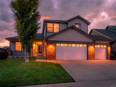Longmont Single Family Home Under Contract: 1845 Rannoch Drive