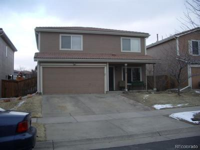 Denver Single Family Home Active: 4070 North Malta Street