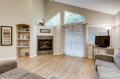 Golden Single Family Home Active: 659 Entrada Drive