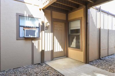 Longmont Condo/Townhouse Under Contract: 225 East 8th Avenue #C3