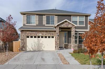 Aurora Single Family Home Active: 4827 South Buchanan Street