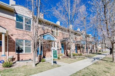 Denver Condo/Townhouse Active: 23 South Harrison Street