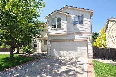 Northglenn Single Family Home Active: 10721 Milwaukee Street