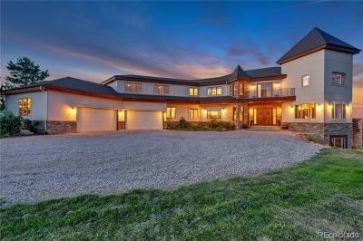 Castle Rock CO Single Family Home Active: $1,575,000