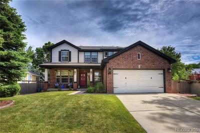 Lafayette Single Family Home Active: 345 Whitetail Circle