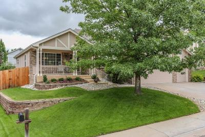 Lone Tree Single Family Home Under Contract: 7755 Lebrun Court