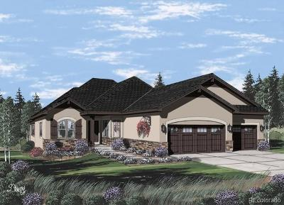 Castle Rock Single Family Home Active: 2028 Lost Canyon Ranch Court