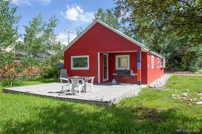 Steamboat Springs Single Family Home Active: 580 Larimer Street