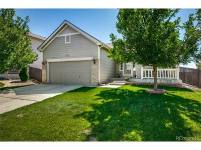 Frederick Single Family Home Active: 5757 Canyon Circle