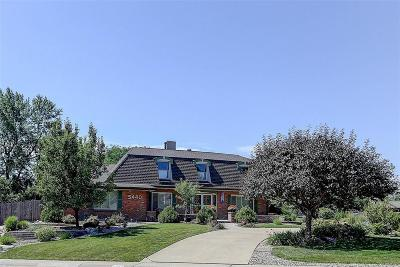 Littleton Single Family Home Active: 5440 West Hinsdale Avenue