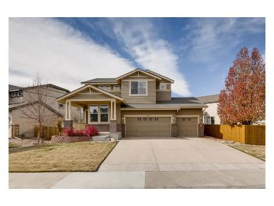 Parker Single Family Home Under Contract: 16735 Firebrick Drive