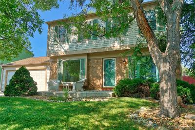 Morrison Single Family Home Under Contract: 4701 South Vivian Street