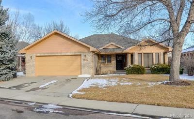 Longmont Single Family Home Active: 1626 Sherman Way