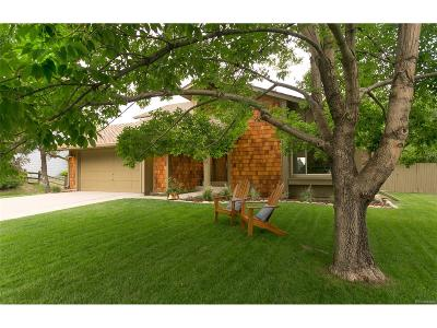 Centennial Single Family Home Under Contract: 8220 South Locust Way