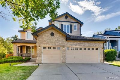 Highlands Ranch Single Family Home Active: 10194 Kleinbrook Way