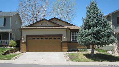 Highlands Ranch Single Family Home Under Contract: 10176 Cherryhurst Lane