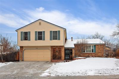 Arvada Single Family Home Active: 9940 West 81st Drive