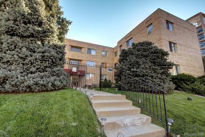 Denver Condo/Townhouse Active: 1100 Colorado Boulevard #305