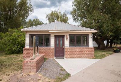 Oak Creek, Phippsburg, Yampa, Toponas Income Active: 31 Main Street