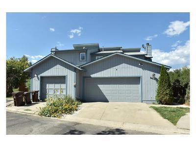 Boulder Single Family Home Under Contract: 6618 Kalua Road