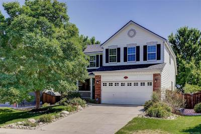 Highlands Ranch Single Family Home Active: 9612 Golden Eagle Drive