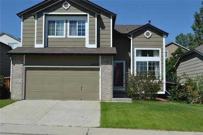 Highlands Ranch Single Family Home Active: 10457 Hyacinth Place