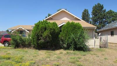 Denver Single Family Home Under Contract: 4625 Auckland Court