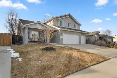 Longmont Single Family Home Under Contract: 2073 Gold Finch Court