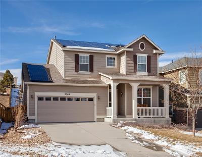 The Meadows Single Family Home Under Contract: 2985 Skyward Way