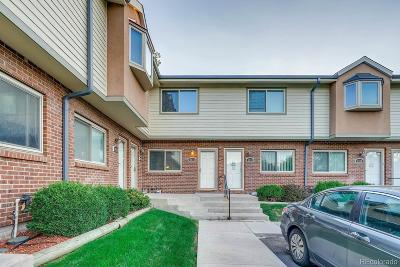Wheat Ridge Condo/Townhouse Under Contract: 6916 West 48th Avenue