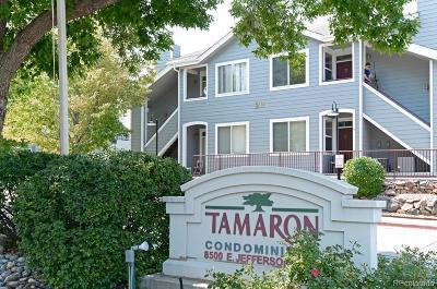 Condo/Townhouse Under Contract: 8500 East Jefferson Avenue #7E