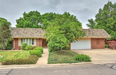 Littleton Single Family Home Under Contract: 5061 West Fair Avenue
