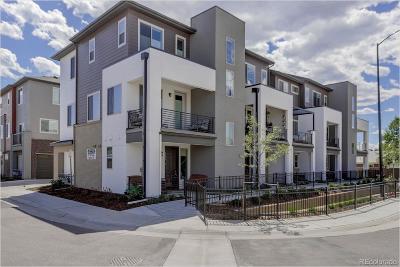 University Hills Condo/Townhouse Active: 4225 East Iliff Avenue #2