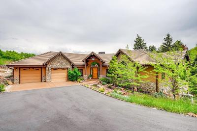 Littleton Single Family Home Active: 4594 Coyote Run