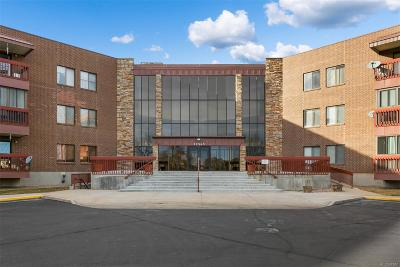 Broomfield Condo/Townhouse Under Contract: 12565 Sheridan Boulevard #111