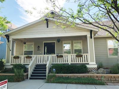 Denver Single Family Home Active: 2677 Florence Street