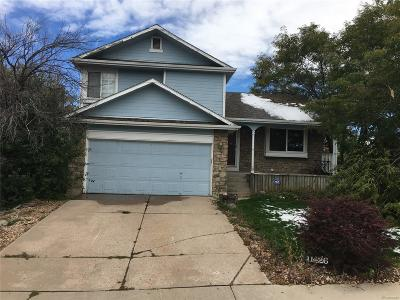 Littleton Single Family Home Under Contract: 11426 West Bowles Place